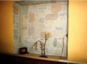 декоративна облицовка от камъни