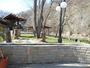 Подпорна стена на комплекс Приказките