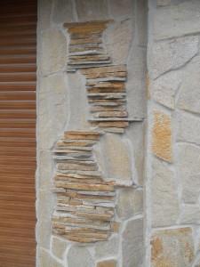 Глец зидария с кокали от Валмарг