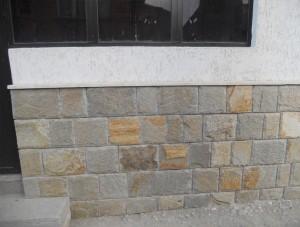 каменна облицовка