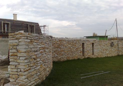зидария с камъни