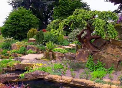 камък от Ивайловград за градината