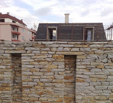 ограда от камъни