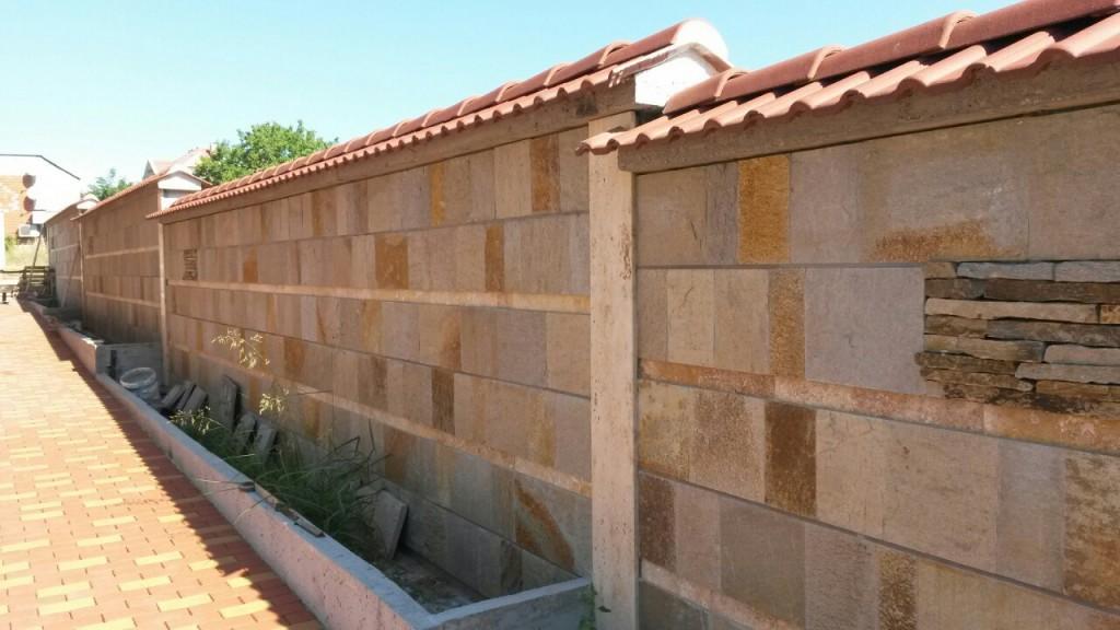 облицоване на стени