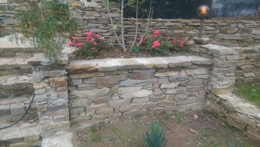 камъни за зидане от Валмарг стоун