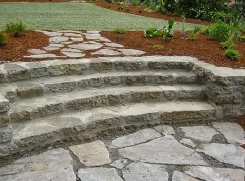 каменни пътеки