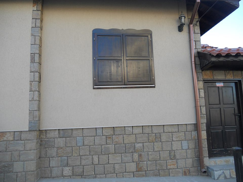 облицоване на стена