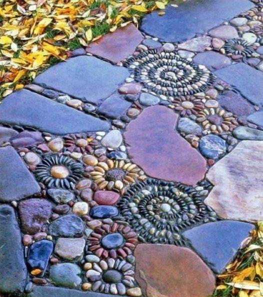 мозайка от камъни