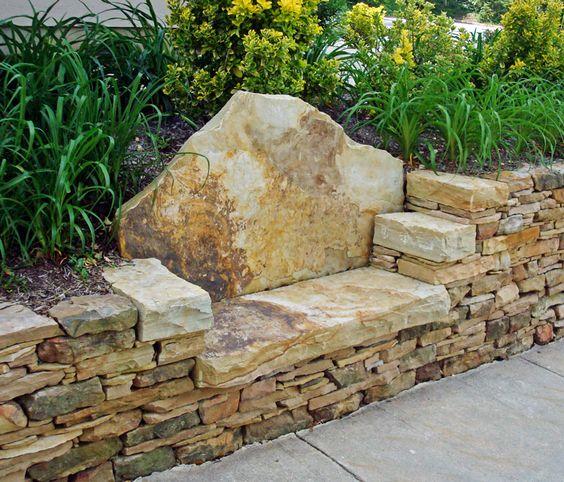 каменни изрезки за ограда