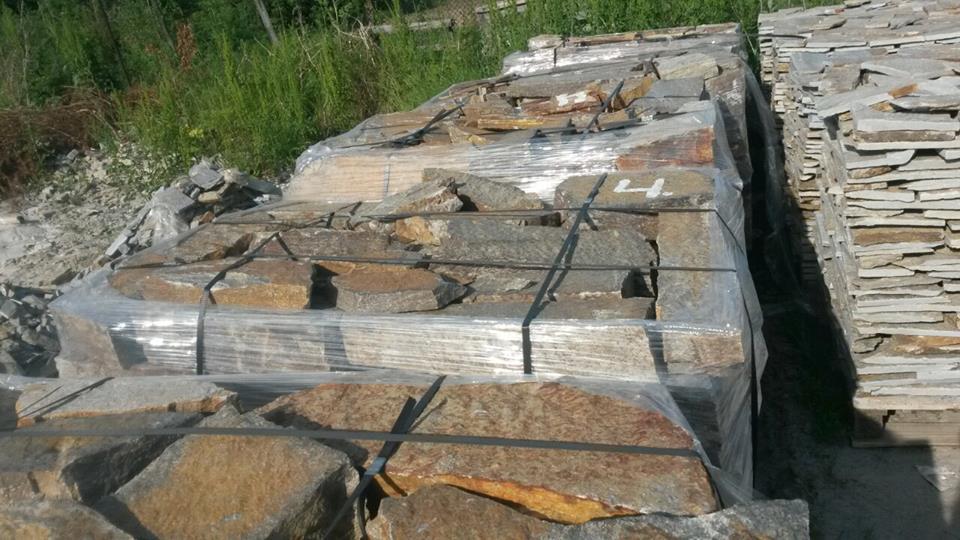 Естествени камъни от Валмарг Стоун
