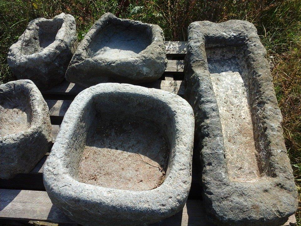 каменно корито за чешма