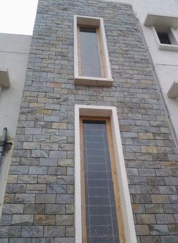 ивайловградски камък за облицоване на стени