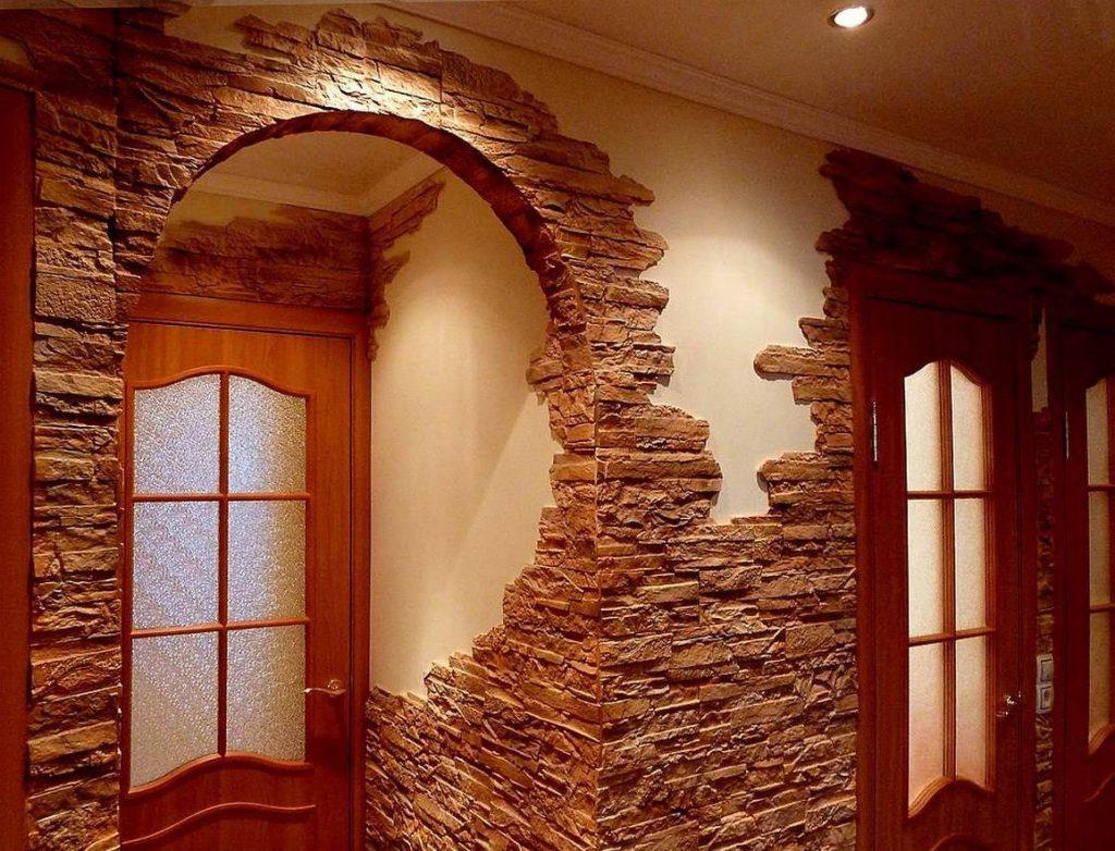 кокали гнайс за стена