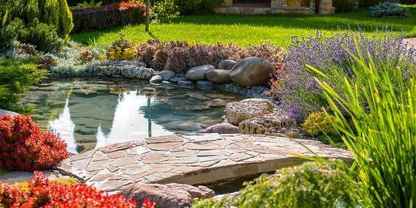 камъни за езеро