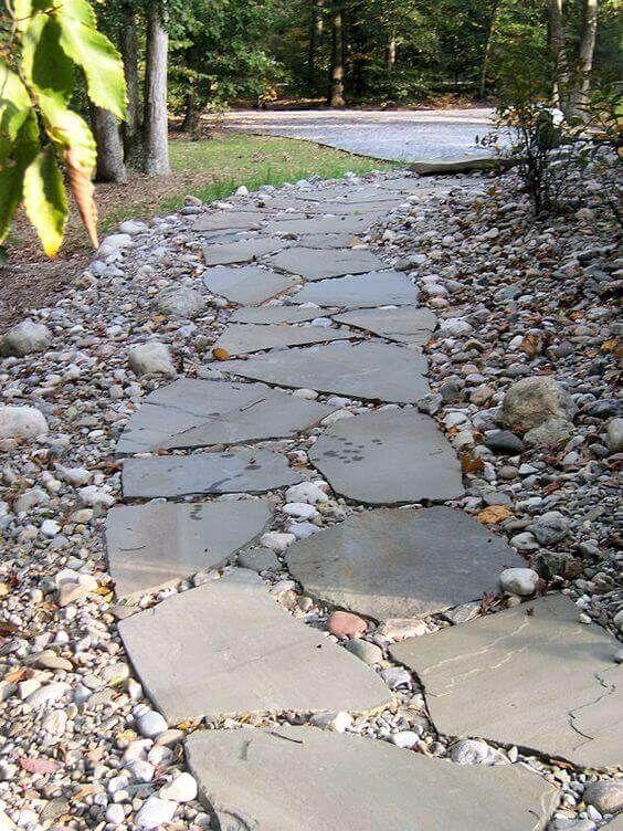камък за пътека