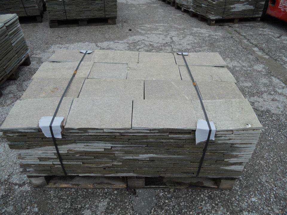 Плочи рязан камък