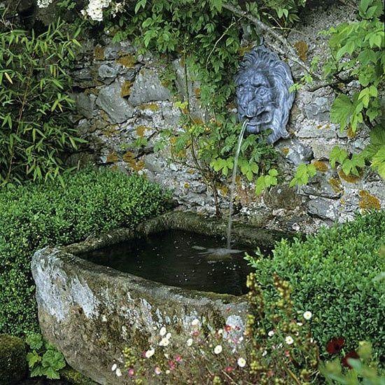 чешма с каменно корито
