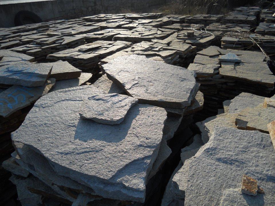 полигонални плочи гнайс